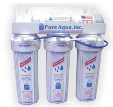 pure aqua uv sterilizers - point of use uvr