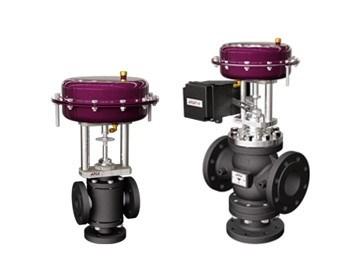 valsteam three-way control valves - pv403-series