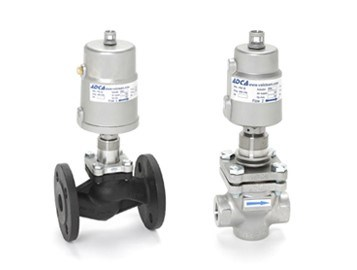 valsteam two-way control valves - ppv25-series