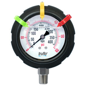 Obs-go pressure gauge