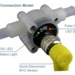 Propulse turbine flow meter