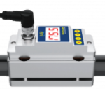 UF 500 clamp-on ultrasonic flow meter 2