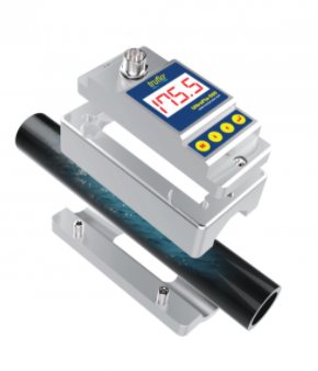 UF 500 clamp-on ultrasonic flow meter