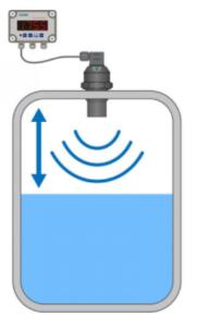 Ultrapro 500 ultrasonic level sensors