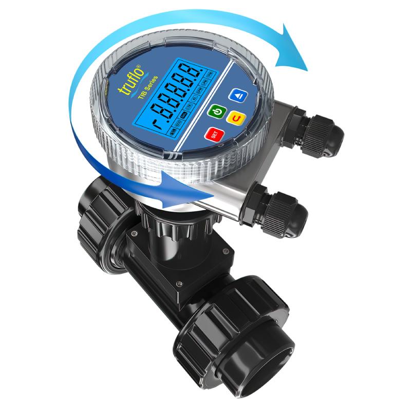 tib-insertion-paddle-wheel-flow-meter