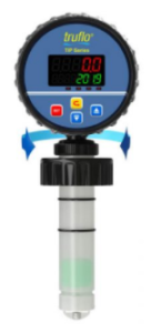 tip-insertion-paddle-wheel-flow-meter