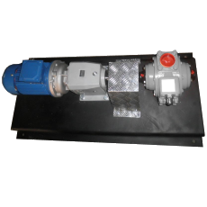 Fluxtronics Direct coupler pumping skid 2 - fuel transfer systems