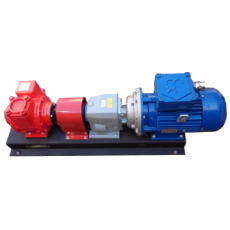 Fluxtronics direct coupler pumping skid 3 - fuel transfer systems