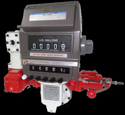 fluxtronics bulk rotary flow meters