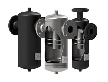 adca packaged equipment - humidity separators